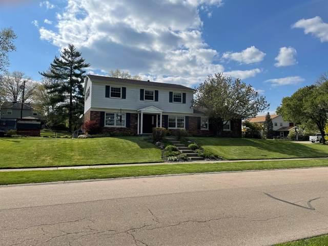 2749 Topichills Drive, Green Twp, OH 45248 (#1698537) :: Century 21 Thacker & Associates, Inc.