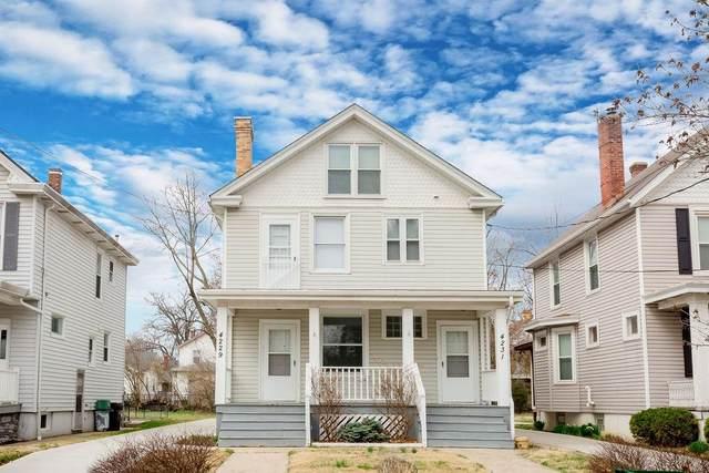 4229 Millsbrae Avenue, Cincinnati, OH 45209 (#1698373) :: Century 21 Thacker & Associates, Inc.