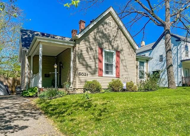 6021 Woodmont, Cincinnati, OH 45213 (#1699059) :: Century 21 Thacker & Associates, Inc.
