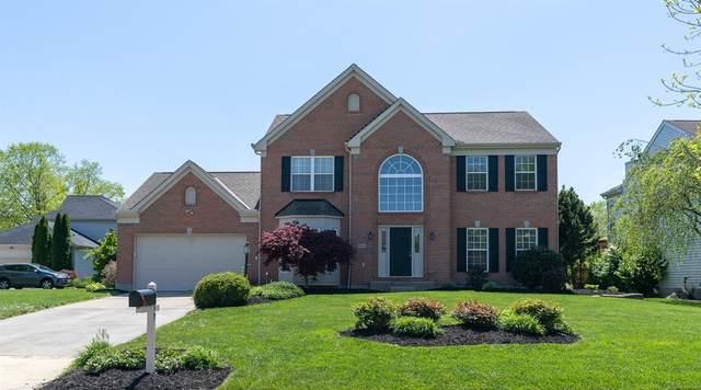 6659 Parklake Drive, Mason, OH 45040 (#1699196) :: Century 21 Thacker & Associates, Inc.