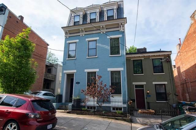 409 Milton Street, Cincinnati, OH 45202 (#1699386) :: Century 21 Thacker & Associates, Inc.