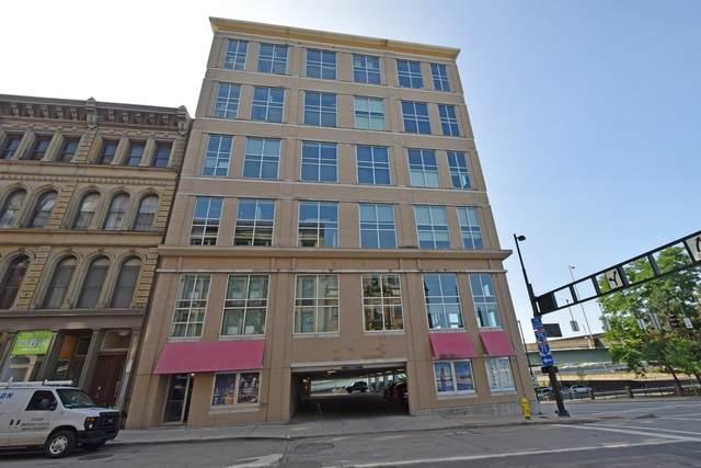 353 W Fourth Street #602, Cincinnati, OH 45202 (MLS #1699471) :: Bella Realty Group