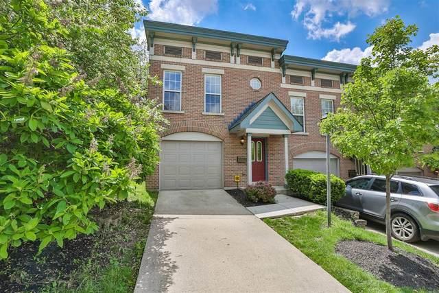 609 Straight Street, Cincinnati, OH 45219 (#1699461) :: Century 21 Thacker & Associates, Inc.