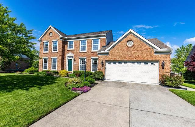 6565 Covefield Court, Mason, OH 45040 (#1699714) :: The Chabris Group