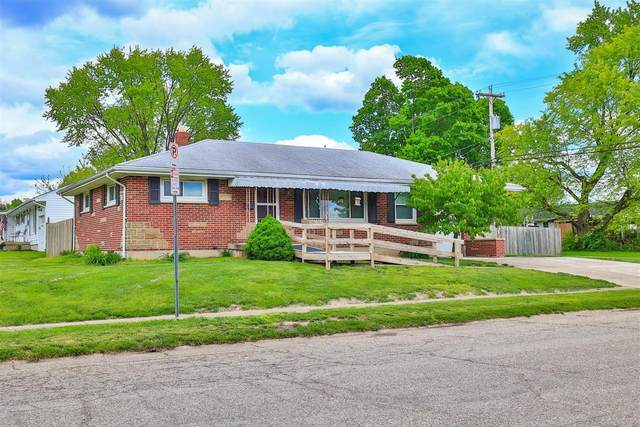 831 Sanders Drive, Hamilton, OH 45013 (#1699785) :: Century 21 Thacker & Associates, Inc.