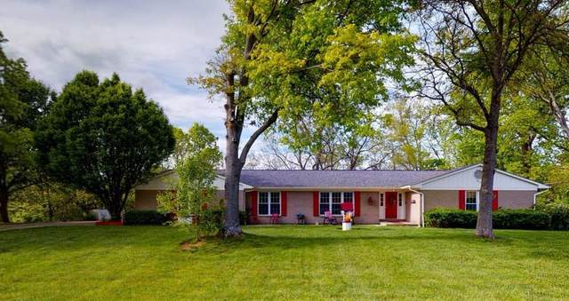 6492 Wilderness Trail, West Chester, OH 45069 (#1699913) :: The Chabris Group