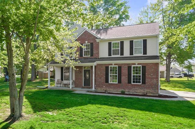 104 James Court, Pike Twp, OH 45154 (#1699640) :: The Chabris Group