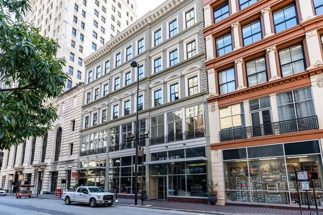 15 W Fourth Street #314, Cincinnati, OH 45202 (#1699362) :: Century 21 Thacker & Associates, Inc.