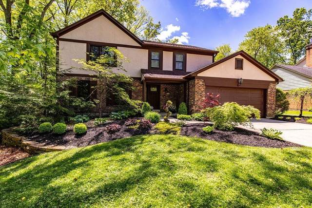 9427 Bridgewood Court, Symmes Twp, OH 45249 (#1700247) :: The Chabris Group