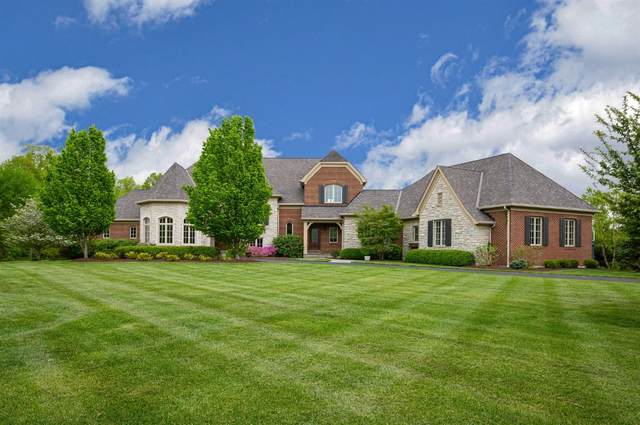 9020 Whisperinghill Drive, Indian Hill, OH 45242 (#1700351) :: The Chabris Group
