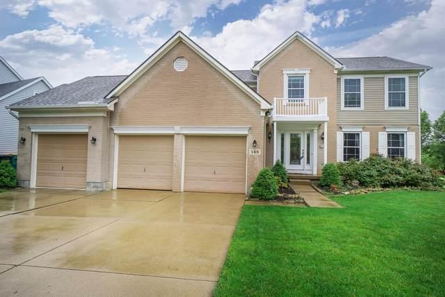 145 Orchard Drive, Springboro, OH 45066 (#1700736) :: Century 21 Thacker & Associates, Inc.