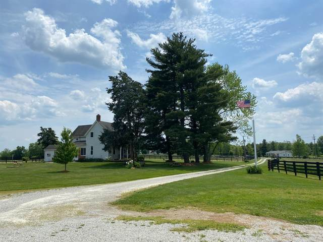 8234 Yorkridge Road, Guilford, IN 47022 (#1701599) :: The Chabris Group