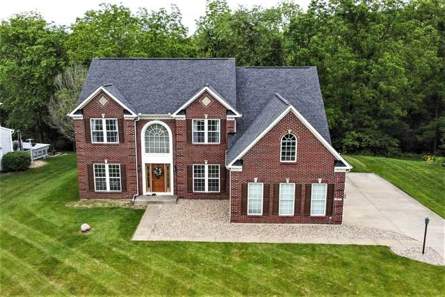 1457 E Stoker Court, Miami Twp, OH 45140 (#1702025) :: The Chabris Group