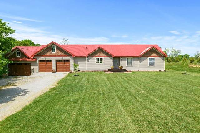 1480 St Rt 73, Jackson Twp, OH 45133 (MLS #1701878) :: Bella Realty Group