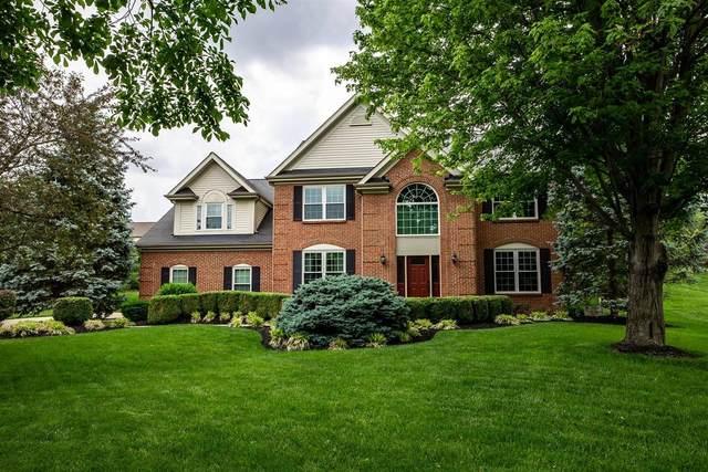 4063 Walton Ridge Court, Mason, OH 45040 (MLS #1702318) :: Bella Realty Group
