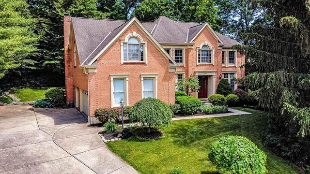 11036 Huntwicke Place, Blue Ash, OH 45241 (#1702358) :: The Huffaker Group
