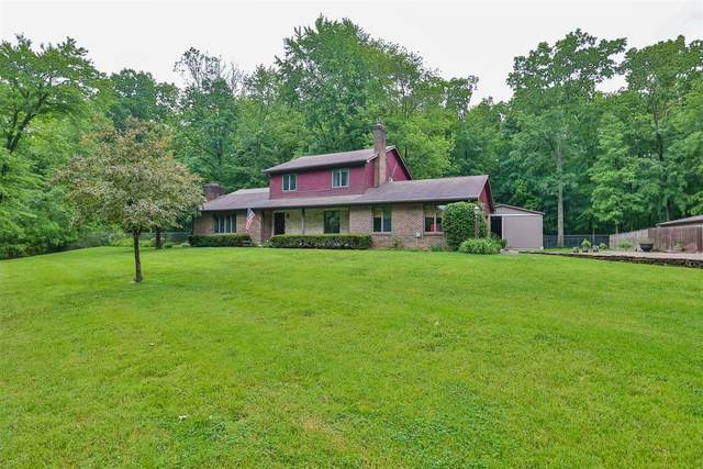 3728 Concord Hennings Mill Road, Williamsburg Twp, OH 45176 (#1702844) :: The Huffaker Group