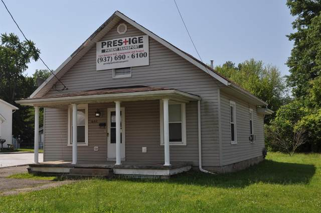 602 E State Street, Georgetown, OH 45121 (#1702938) :: The Huffaker Group