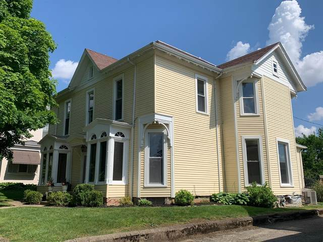 208 E Union Street, Liberty, IN 47353 (MLS #1702728) :: Bella Realty Group