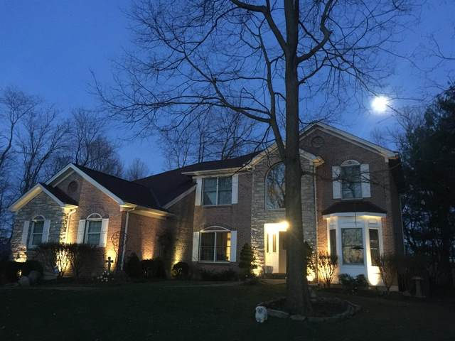 2950 Wooded Vista Court, Mason, OH 45040 (#1702974) :: The Chabris Group