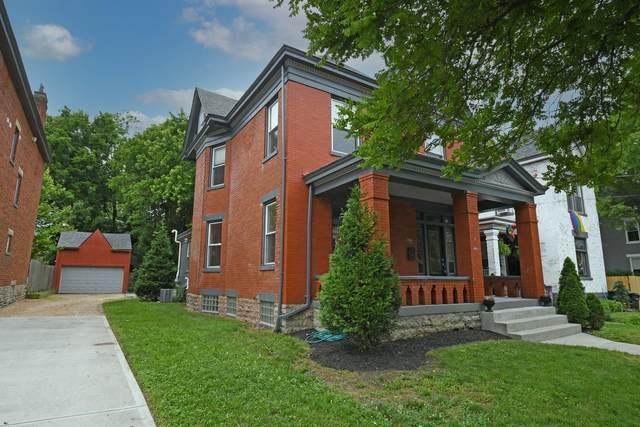 1749 Hanfield Street, Cincinnati, OH 45223 (#1703240) :: The Huffaker Group