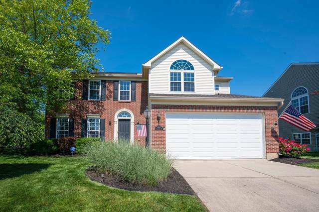 5682 Woodmansee Way, Liberty Twp, OH 45011 (#1703022) :: The Huffaker Group