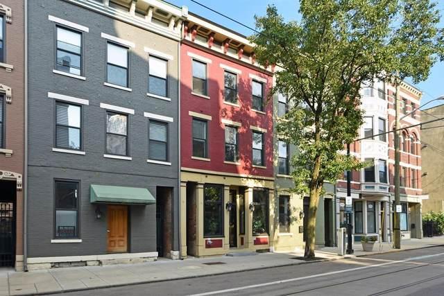1432 Race Street #208, Cincinnati, OH 45202 (#1703448) :: The Huffaker Group