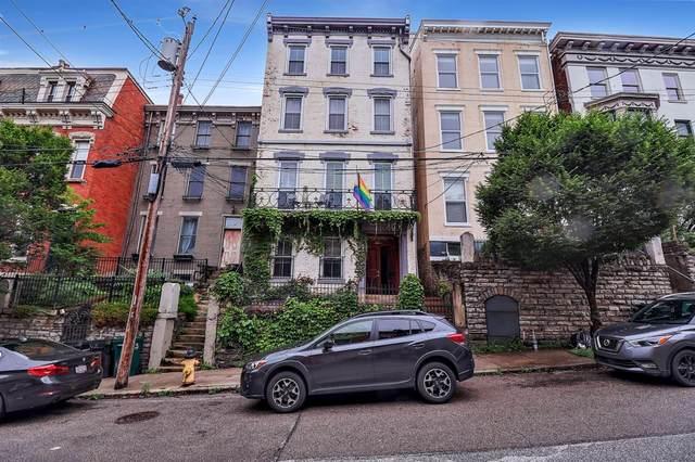 330 Milton Street #1, Cincinnati, OH 45202 (#1703331) :: The Chabris Group