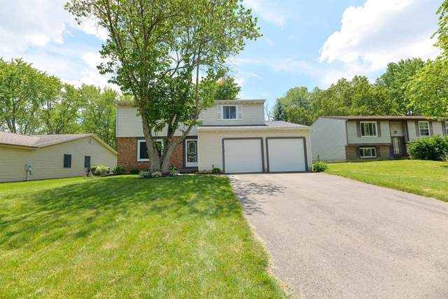2228 Pin Oak Court, Miamisburg, OH 45342 (MLS #1703626) :: Apex Group