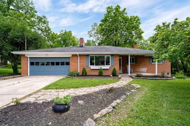 8912 E Plain Drive, Mason, OH 45040 (#1703720) :: The Huffaker Group