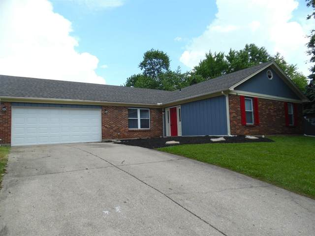 217 Edith Drive, Middletown, OH 45042 (MLS #1703495) :: Bella Realty Group