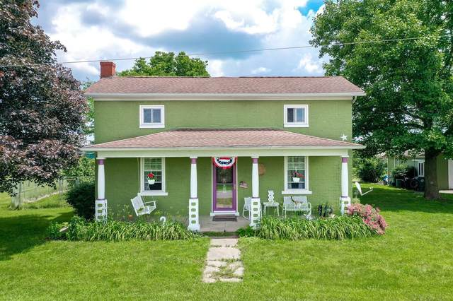 7318 Shimp Road, Germantown, OH 45327 (#1703915) :: The Chabris Group