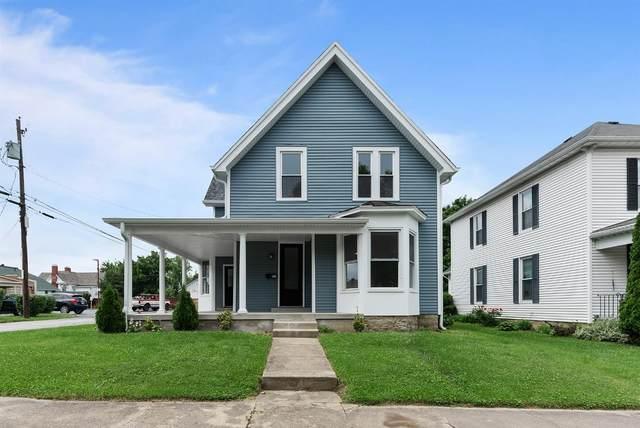 122 E North Street, Hillsboro, OH 45133 (#1703945) :: The Chabris Group