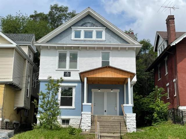 2311 Burnet Avenue, Cincinnati, OH 45219 (#1704049) :: The Chabris Group