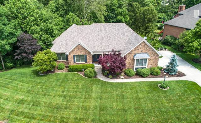 5860 Woodthrush Lane, West Chester, OH 45069 (MLS #1704066) :: Apex Group