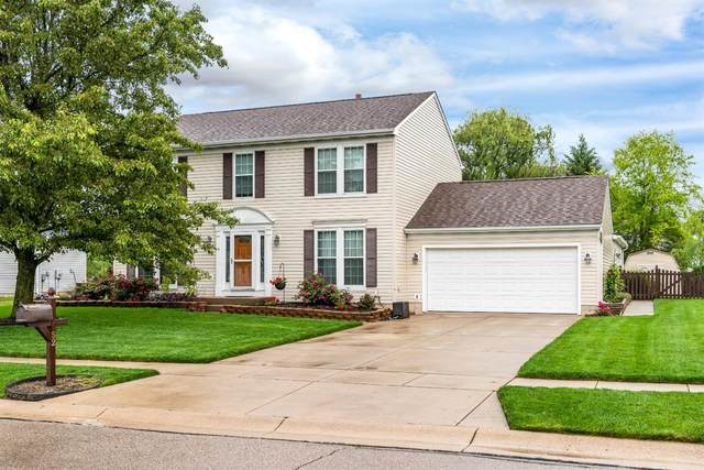 52 Lance Drive, Franklin, OH 45005 (MLS #1704081) :: Bella Realty Group