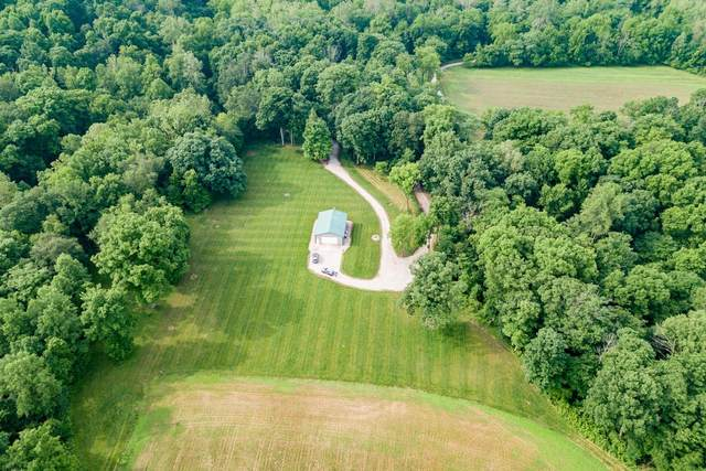 5864 W Quakertown Road, Connersville, IN 47331 (MLS #1704220) :: Bella Realty Group