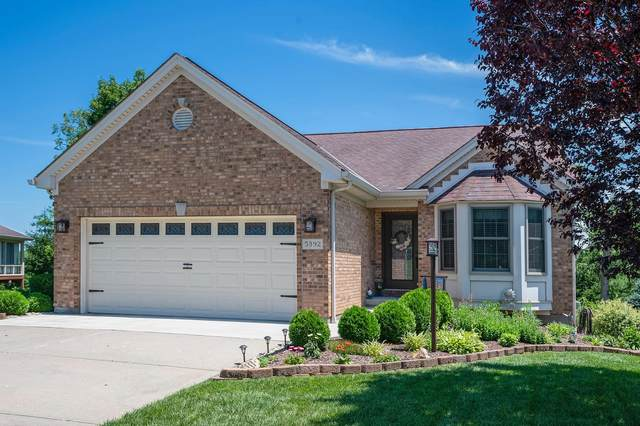 5392 Lakefront Drive, Green Twp, OH 45247 (#1704412) :: The Chabris Group