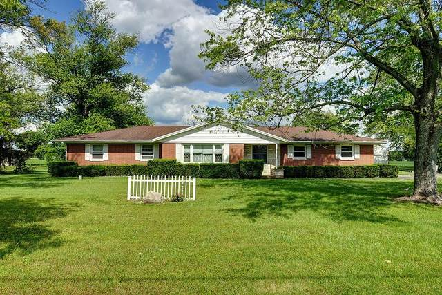 1136 Johnsville Brookville Road, Brookville, OH 45309 (MLS #1704478) :: Apex Group