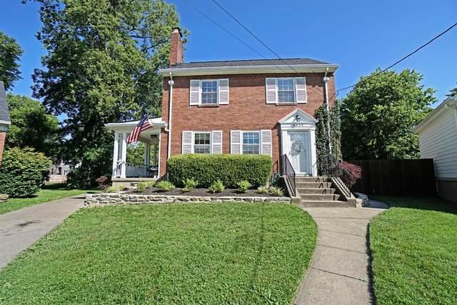 3434 Sherel Circle, Cincinnati, OH 45209 (#1704601) :: The Huffaker Group