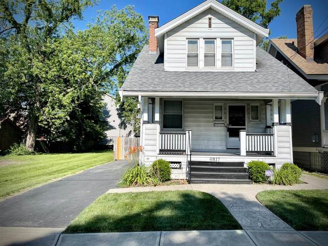 4917 Linden Avenue, Norwood, OH 45212 (#1704583) :: The Chabris Group