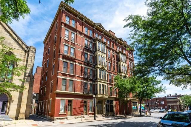 104 W Ninth Street 3C, Cincinnati, OH 45202 (MLS #1704619) :: Bella Realty Group