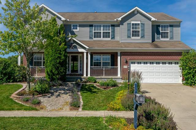 6529 Averell Drive, Huber Heights, OH 45424 (#1704627) :: The Huffaker Group