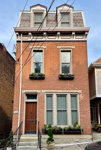 2121 Deerfield Place #2, Cincinnati, OH 45206 (MLS #1704645) :: Bella Realty Group