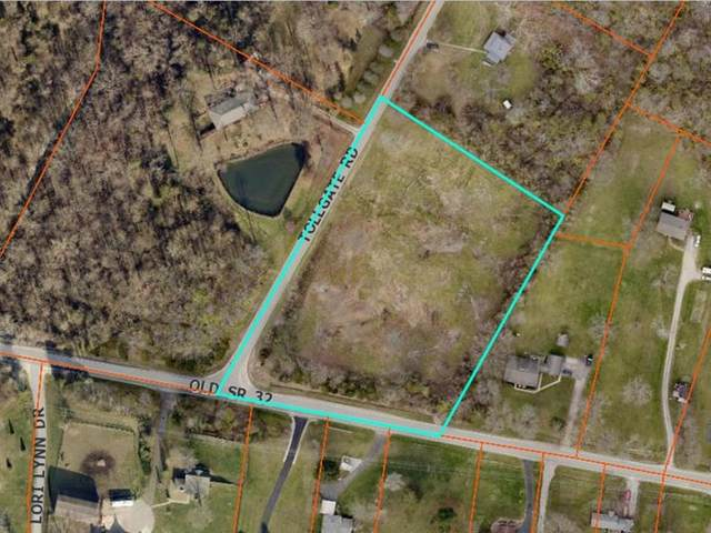0 Tollgate Road, Williamsburg Twp, OH 45176 (#1704787) :: The Huffaker Group