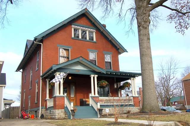 4321 Ashland Avenue, Norwood, OH 45212 (MLS #1705005) :: Bella Realty Group