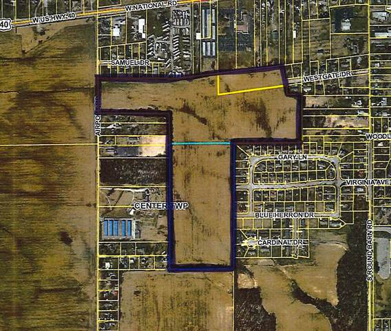 0 Airport Road, Richmond, IN 47374 (#1705183) :: The Huffaker Group