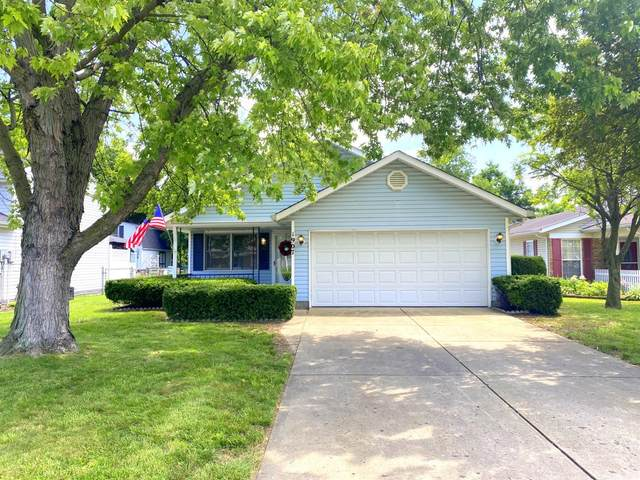 1907 Monarch Drive, Middletown, OH 45044 (MLS #1705185) :: Bella Realty Group