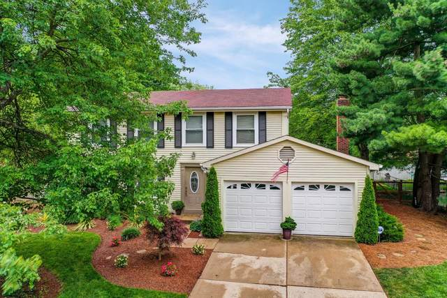 4147 Fox Hollow Drive, Blue Ash, OH 45241 (MLS #1705188) :: Bella Realty Group