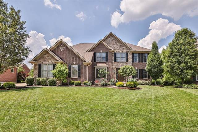 3989 The Ridings, Deerfield Twp., OH 45040 (#1705886) :: The Huffaker Group